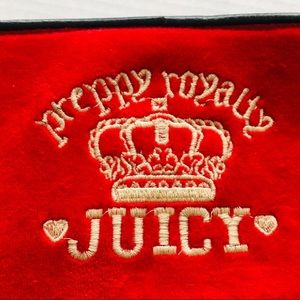 Juicy Couture Bags - Vintage Juicy Couture Large Wristlet
